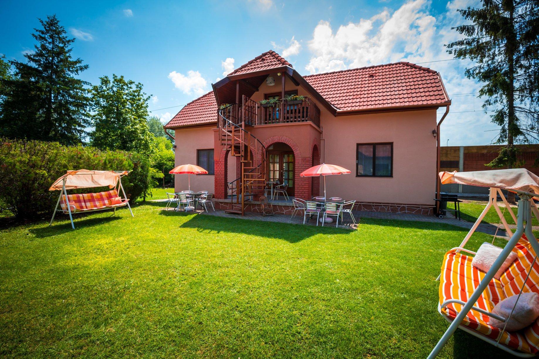 Objekt 250  Ferienhaus mit Wlan,TT-Platte,Klima für 10 Personen