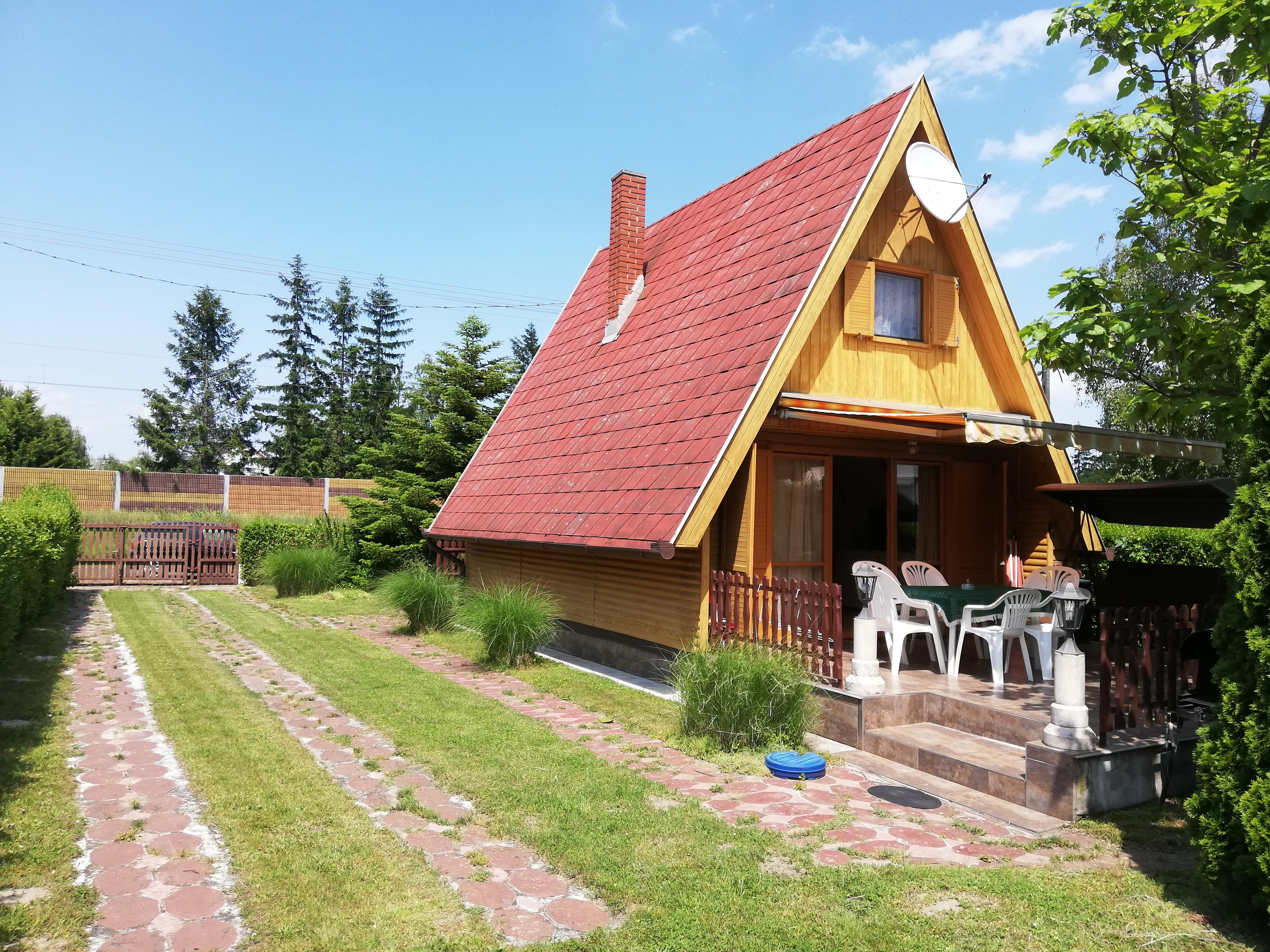 OBJEKT 201 Alleinstehendes Ferienhaus für 5 Personen