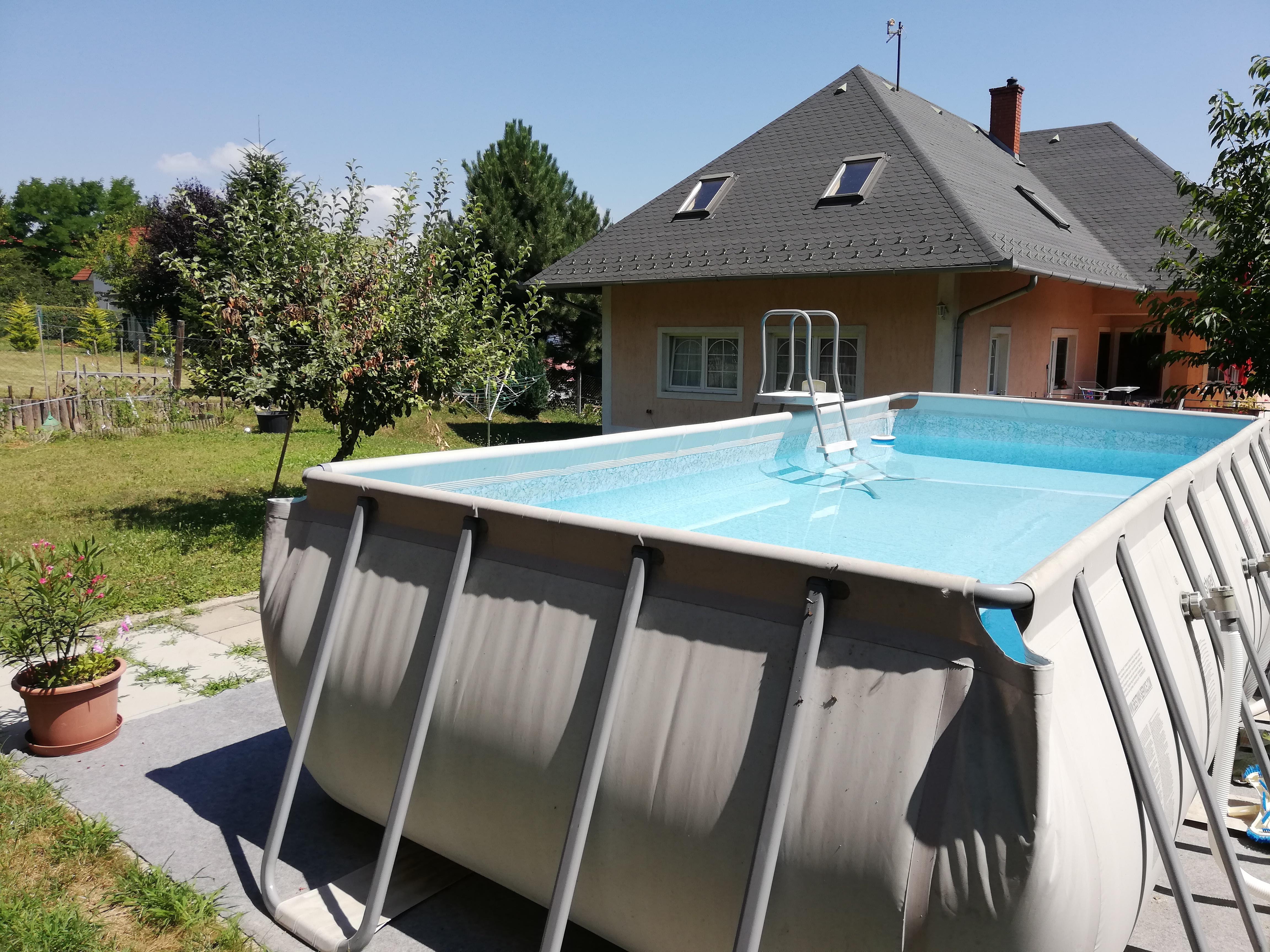 OBJEKT 100 Ferienhaus mit Pool,Spülmaschine,Wlan, Klima für 6 Personen