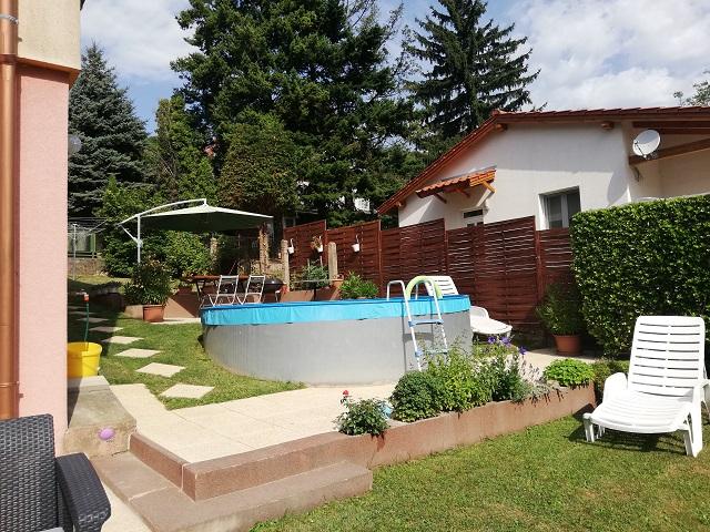 FO 102  Schönes Ferienhaus mit Pool,Wlan, Klima für 9 Personen