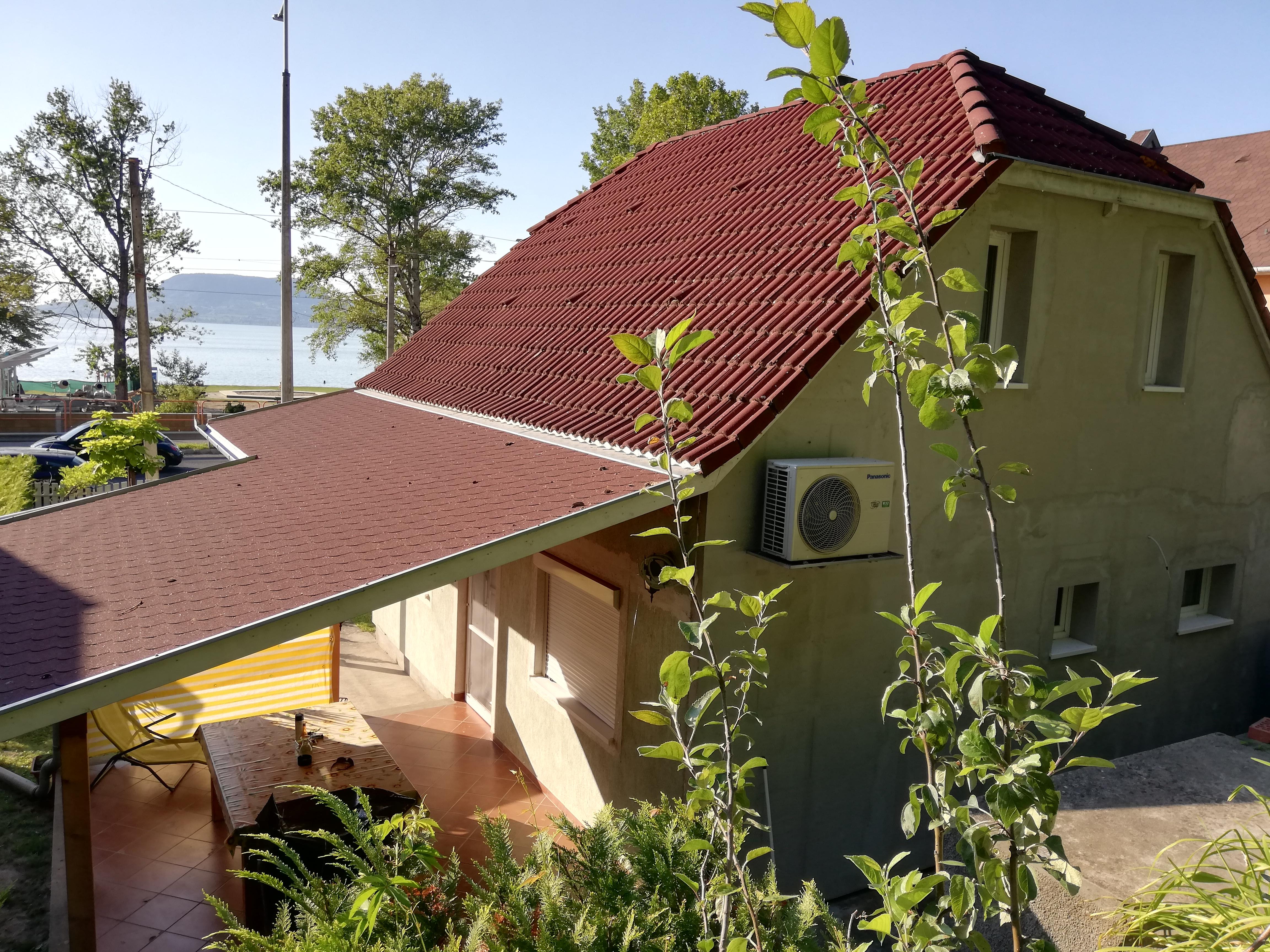 Objekt 112  Schönes Ferienhaus gegenüber vom Strand mit Spülmaschine,Wlan,Klima für 6 Personen