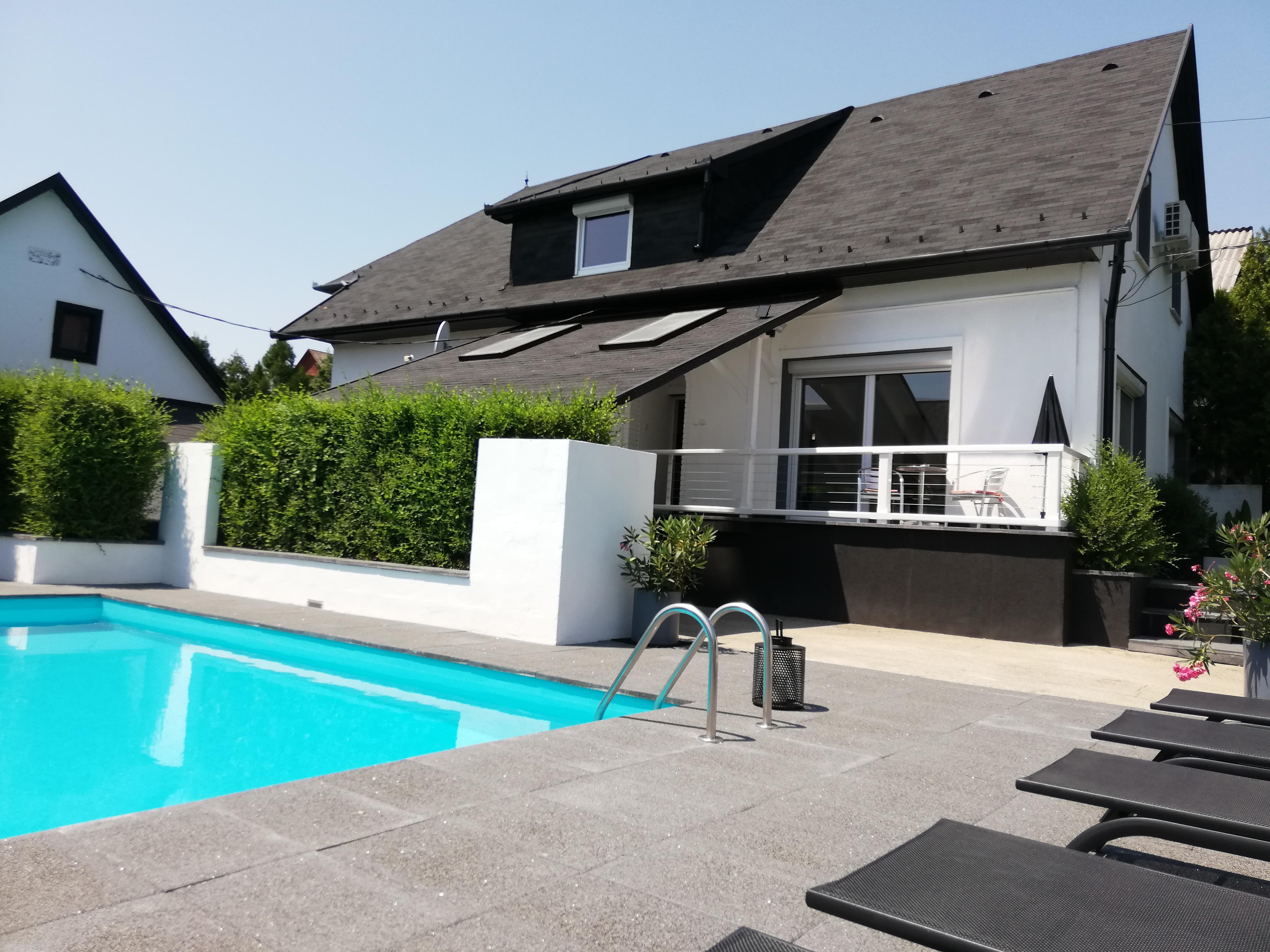 FO 104A Top Ferienwohnung mit Klima, Pool,Wlan,Waschmaschine,Sauna