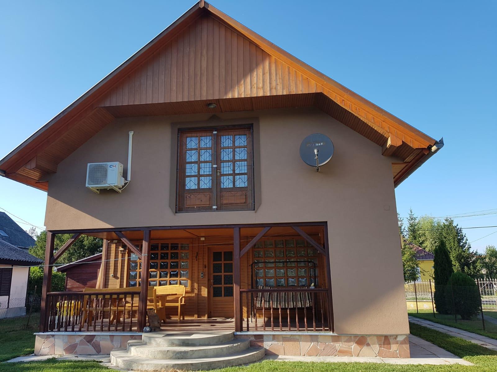 Objekt 203 Neuzugang! Alleinstehendes Ferienhaus mit Waschmaschine, Wlan und Klima für 6 Personen