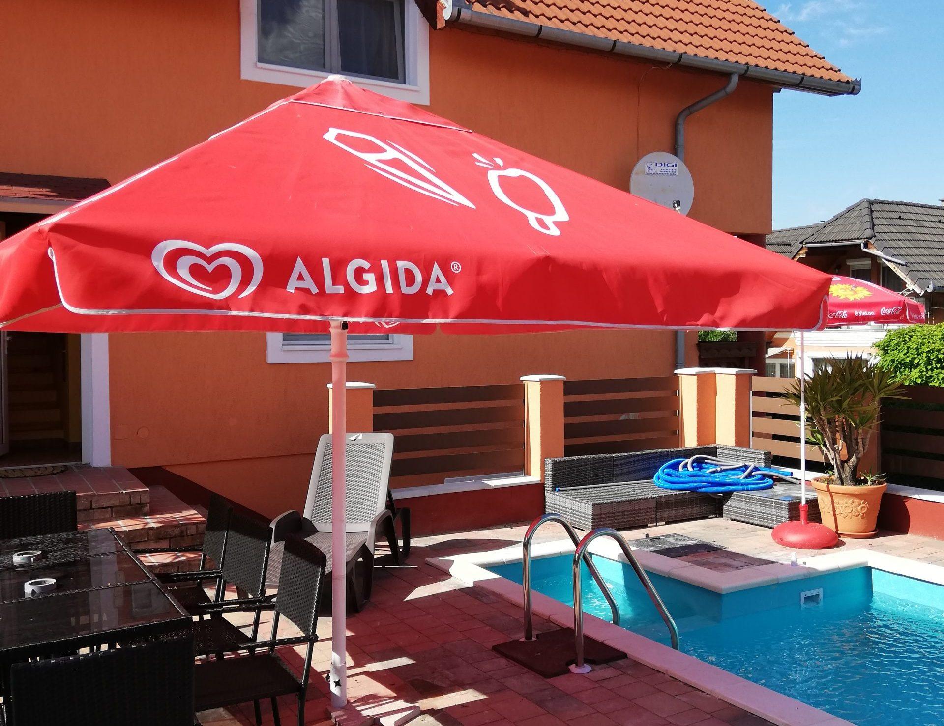 Objekt 105A  Ferienwohnung mit Pool, Wlan, Klima, Waschmaschine für 4 Personen